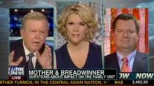 Megyn Kelly Destroys Fox Pundit For Views On Working Moms: 'What Makes You Dominant And Me Submissive?'