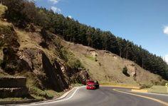 Alto de la linea - Colombia Country Roads, Colombia