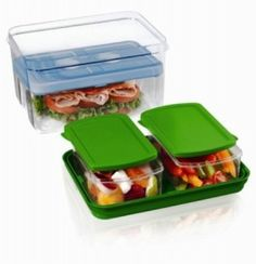 Bento lunch boxes come in all shapes and sizes and rarely look like the traditional. They may have compartments to maximize space, some are oval shaped and others are tiered and stackable. They can be made of plastic, ceramic, wood, or stainless steel.