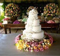 Casamento na praia | Noivinhas de Luxo  www.noivinhasdeluxo.com.br