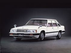 Mazda Cosmo Saloon (1981).