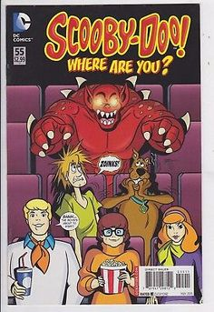 Scooby-doo Where Are You # 57 DC Comics 2015 VF for sale online Comics Online, A Comics, What's New Scooby Doo, Scooby Doo Images, Scooby Doo Mystery Incorporated, Shaggy And Scooby, Story Arc, Classic Cartoons, Cartoon Shows
