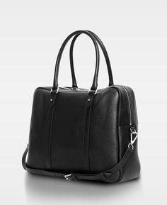 Big working bag Black - Working Bags - Tasker - Decadent - Officiel Webshop