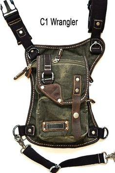 U Koala Bag- - Motorcycle Bag, Hiking Bag, Activity Bag, Hip Bag, Fanny Pack, Shoulder Bag, Leg Bag, Waist Bag, Messenger Bag, Thigh Bag, Holster Bag, Eco-friendly Bag, a Bag You Must Have. (Wrangler Military Green) U Koala http://www.amazon.com/dp/B00JSB7BMM/ref=cm_sw_r_pi_dp_nfoZtb0BKYNPVMK4