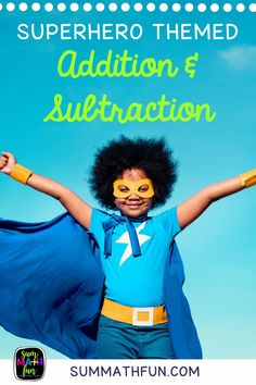 These fun addition and subtraction games will have your students excited to practice and learn their addition and subtraction facts! Easily motivate them with this pack that is JAM-PACKED with addition and subtraction games that come ready to go! Your kids will have so much fun they won't even know they are learning!