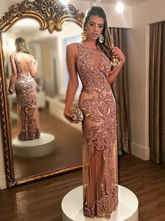 2018 Prom Dress prom dresses long,prom dresses modest,prom dresses boho,prom dresses pink,prom dresses cheap,prom dresses scoop,beautiful prom dresses,prom dresses 2018,prom dresses elegant,prom dresses fitted #amyprom #longpromdress #fashion #love #party #formal