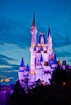 Day 22: Favorite Theme Park~ Magic Kingdom