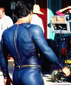 Superman Butt 43