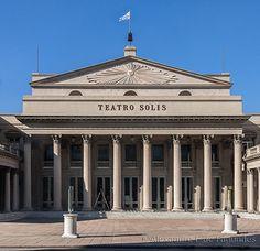 Teatro Solís - Montevideo - Uruguay
