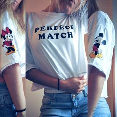 T-Shirt: Bershka