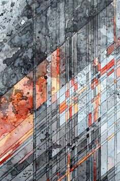 Holbrook by Jacob van Loon, via Behance