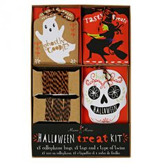 Happy Halloween Treat Kit