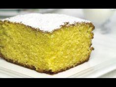 Como hacer un buen bizcocho de yogur (Coca de la abuela) - YouTube Vegan Desserts, Delicious Desserts, Dessert Recipes, Sin Gluten, Gluten Free, My Recipes, Favorite Recipes, Pan Dulce, Cake Pops