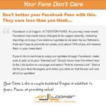 Your Facebook Page Reach is Down, and Your Fans Don't Care