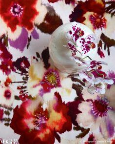 KENZO   Watercolor effect inspiration