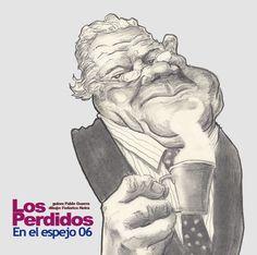 Colombian comic book LosPerdidos  by Pablo Guerra and Federico Neira.