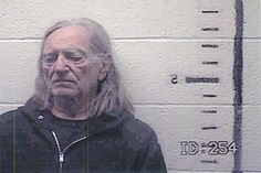 In 2010, Willie Nelson was caught on his Texas tour bus with six ounces of marijuana - he pleaded guilty to the offence.
