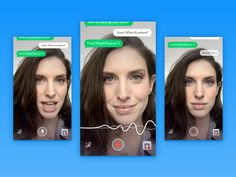Voice to Text: A Video Chat Concept by Tendigi