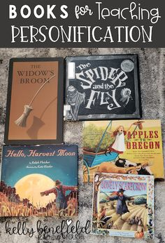 Teaching Fourth: Personification Lesson Ideas. Help your students discover and learn about personification with these great picture book ideas. Teaching Poetry, Teaching Reading, Teaching Ideas, Guided Reading, Reading Lists, Reading Strategies, Reading Skills, Poetry For Kids, Reading Posters