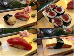Daiwa Sushi for the BEST sushi near Tsukiji Fish Market - Travel Guide: Tokyo, Japan Travel List, Travel Guide, Tsukiji, Best Sushi, Weird Food, Food Diary, What To Cook, Tokyo Japan, A Food