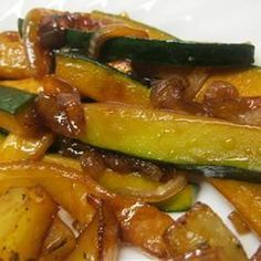 Japanese Zucchini and Onions Allrecipes.com