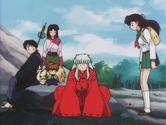 Anime Screencap and Image For Inuyasha Inuyasha Quotes, Inuyasha Fan Art, Kagome And Inuyasha, Miroku, Kagome Higurashi, Manga Art, Manga Anime, Yume, Tokyo Ravens
