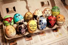 Star Wars Easter eggs by caszpo on imgur