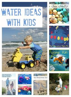 Water Activities for Summer Fun with Kids!