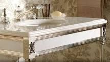 love this sink from enchanted home? Tile Showroom, Enchanted Home, Entry Hall, Amazing Bathrooms, Mosaic Tiles, Powder Room, Plumbing, Sink, Vanity