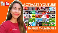 activate youtube channel, enable custom thumbnails 2020/Filipino Free Youtube, You Youtube, Learn Photoshop, Adobe Photoshop, Crop Tool, Youtube Thumbnail, News Channels, Filipino, Workplace