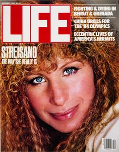 Barbara Streisand in Yentl ~ Life Magazine ~ December 1983 issue ~ Click… List Of Magazines, News Magazines, Vintage Magazines, Life Magazine, History Magazine, People Magazine, Life Cover, Barbra Streisand, She Song