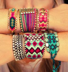 Kim & Zozi Friendship Bracelets