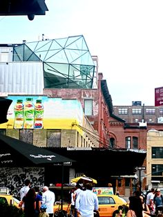 Meatpacking District NYC- DVF HQ
