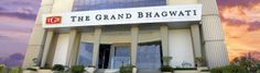 Front Outside view of The Grand Bhagwati Ahmedabad