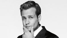 How To Get Harvey Specter Hair | Guide | Birchbox... Please somebody show this to my future husband