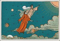 """artpoteosis: """" Donn P. Crane (1878 - 1944) - Illustrations for Dante's Divine Comedy """""""