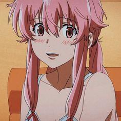 Kawaii Anime Girl, Anime Art Girl, Manga Girl, Manga Anime, Mirai Nikki Future Diary, Jiraiya Y Naruto, Yandere Girl, Anime Characters