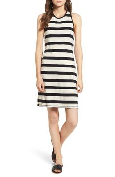 Free shipping and returns on Splendid Stripe Tank Dress at Nordstrom.com. Lightweight and figure-skimming to keep you cool on the warmest days, this striped tank dress is cut to a knee length for day-to-night versatility.