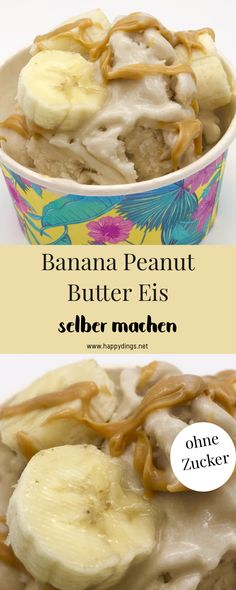 vegan ice yourself - Veganes Eis selber machen Tasty vegan recipes: making ice cream yourself healthy and without sugar. It's so easy to make yourself vegan ice cream. Simple instructions for ice cream without sugar with and without ice maker. Delicious Vegan Recipes, Healthy Dessert Recipes, Tasty, Make Ice Cream, Vegan Ice Cream, Sour Cream, Desserts Végétaliens, Dessert Oreo, Cookies Et Biscuits