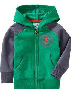 $19.94 regular price Raglan-Sleeve Hoodies for Baby   Old Navy