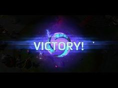 Heroes of the Storm   Victory Screen - YouTube