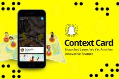 Marketing Tools, Snapchat, Innovation, Product Launch, Social Media, Cards, Maps