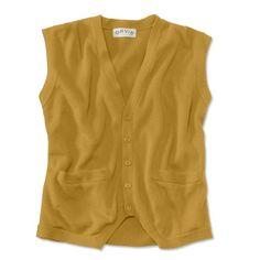 Merino-and-cashmere Sweater Vest