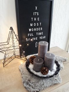 Winter Christmas, Christmas Home, Christmas Crafts, Christmas Decorations, Xmas, Holiday Decor, Memo Boards, Licht Box, Felt Letter Board