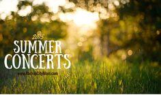 Huntsville, AL Free Summer Concerts 2015