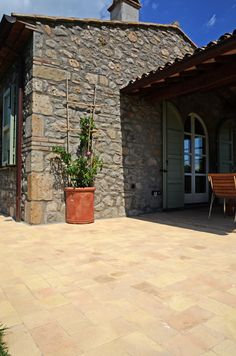 #pavimento in cotto finitura Ars Vetus #terracotta #handmade #bricks #artigianato