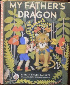 My father's Dragon - Ruth Chrisman Gannett