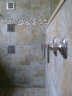 Custom Shower Controls   Master #Bathroom