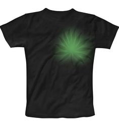 weed in heart T-Shirt