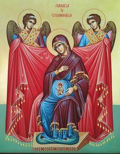 Богородица Byzantine Art, Orthodox Christianity, Orthodox Icons, Christian Art, Eastern Europe, Our Lady, Catholic, Saints, Sculptures